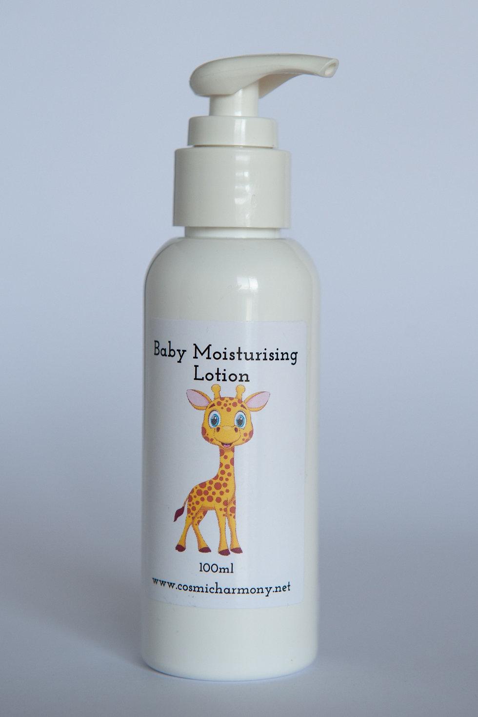 Baby Moisturising Lotion
