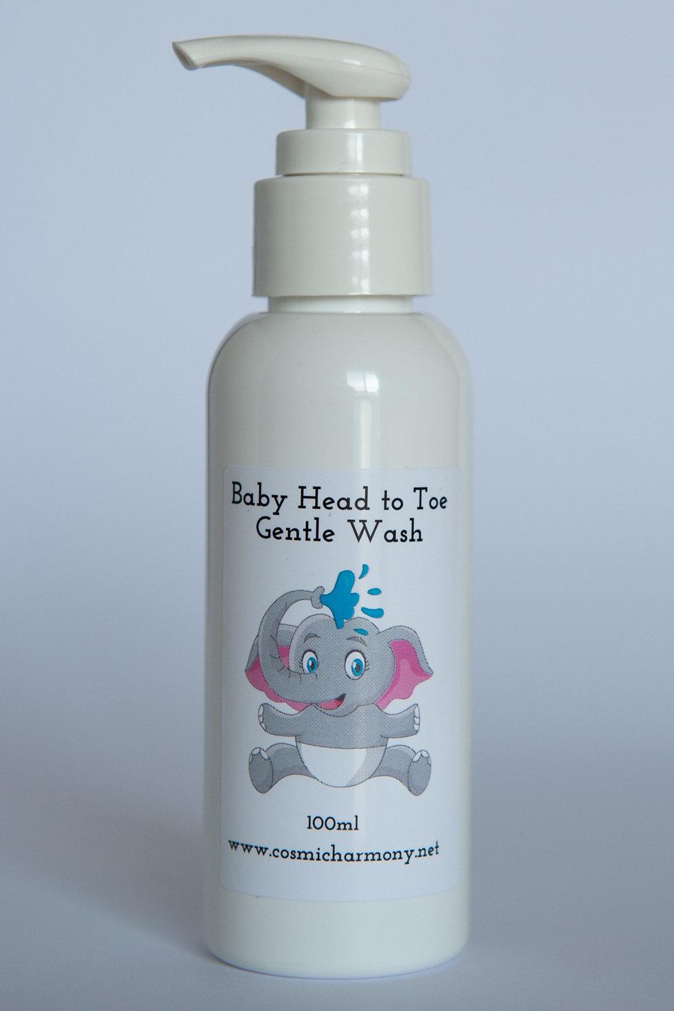 Baby Head to Toe Wash