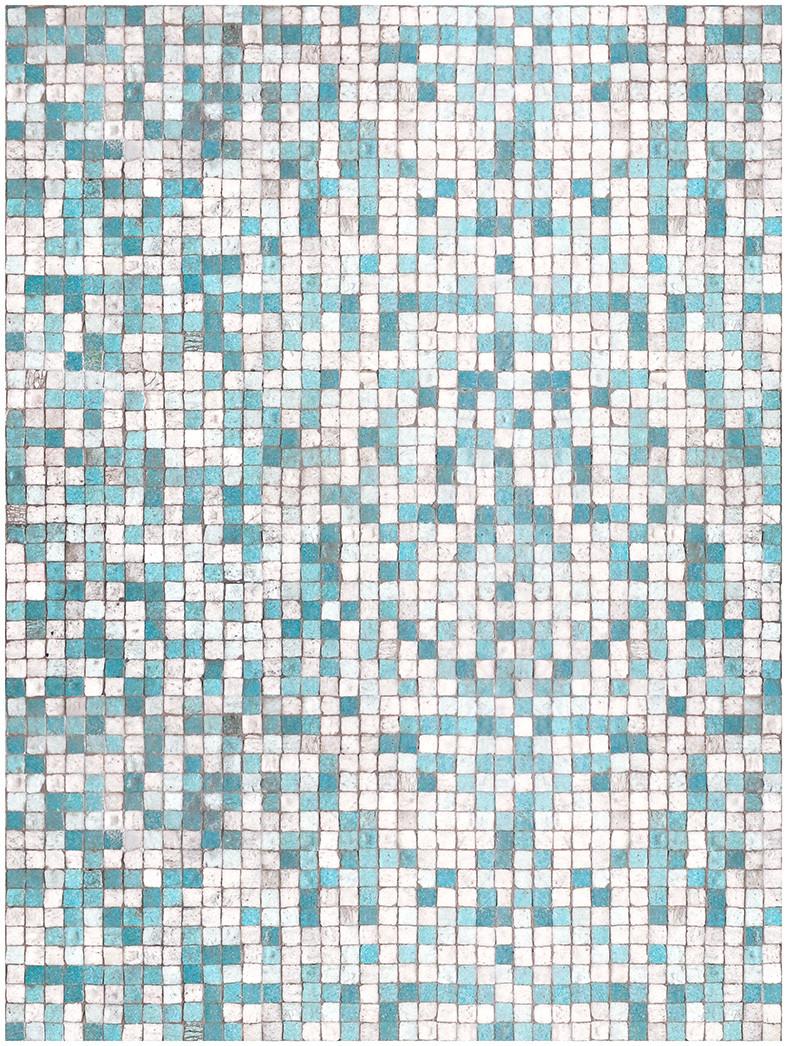 Estudios de retículas. Teselas T I. 2018. Fotografía y montaje digital. Archival pigment print. 42 x 31.5 cm Edición de 6 + PA