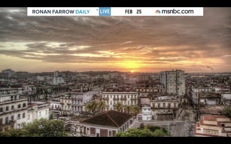 MSNBC: _Dark Web in Cuba_