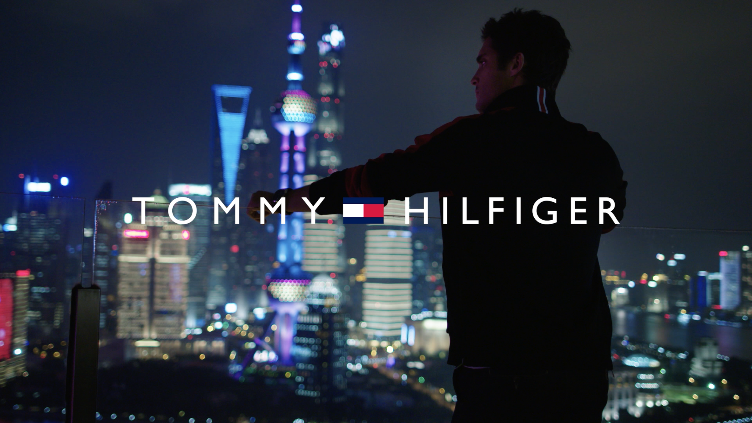 Tommy Hilfiger _#WHATSYOURDRIVE_