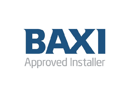 We are now BAXI Accredited Installers!