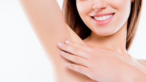Depilação a Laser Axilas | Clínica Estética Beauty Skin
