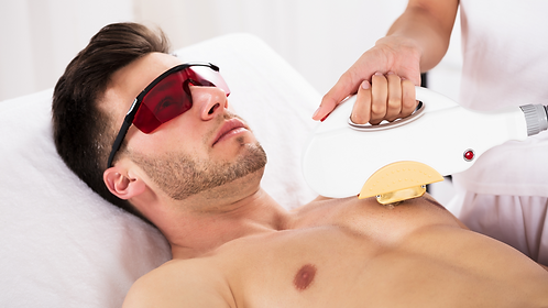 Depilação a Laser Tórax | Clínica Estética Beauty Skin