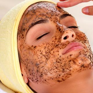 Peeling do mar morto Facial