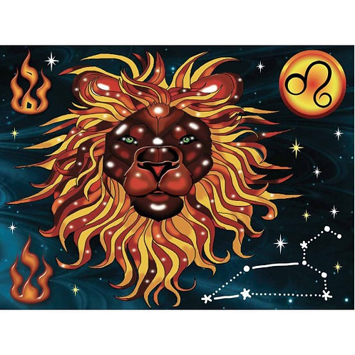 Jacarou - Lion