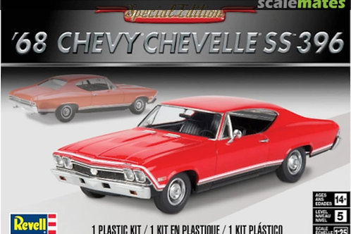 Revell - 1/25 '68 Chevy Chevelle