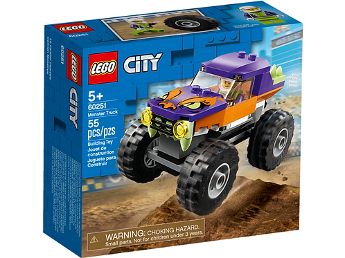 LEGO City - Le Monster Truck