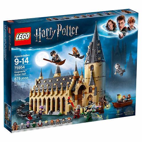LEGO Harry Potter - La grande salle du Château