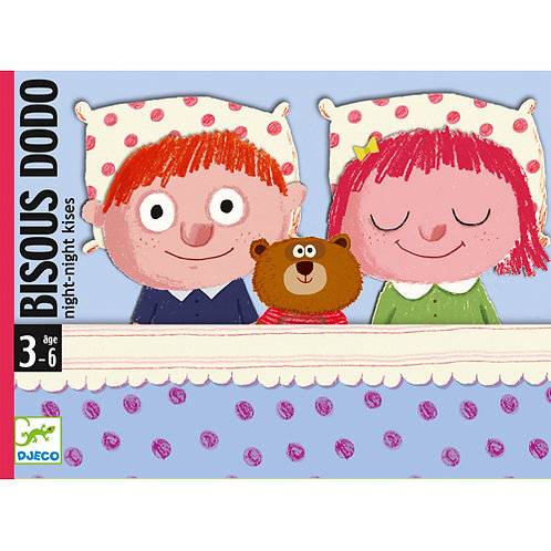 Djeco - Bisous Dodo