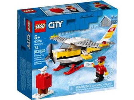 LEGO  City - L'avion postal