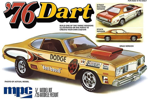 MPC - 1/25 Dodge Dart