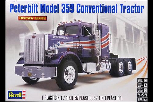 Revell  - 1/25 Peterbilt 359