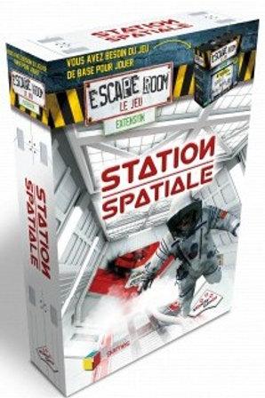 Escape Room : Station spaciale (EXTENSION)