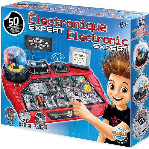 Buki - Électronique Expert