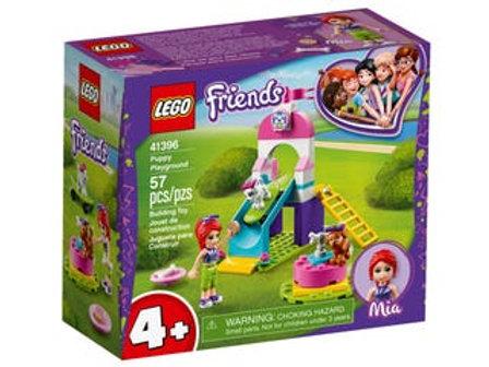 LEGO  Friends - L'air de jeux des bébés chiens