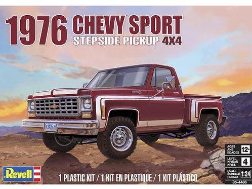 Revell - 1/24 '76 Chevy pickup