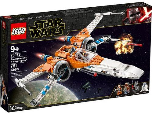 LEGO Star Wars - Le X-Wing de Poe Dameron