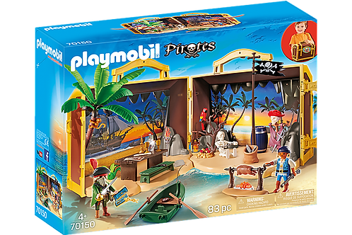 Playmobil - Coffre des pirates