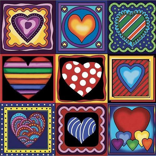 Jacarou - Love Love Love