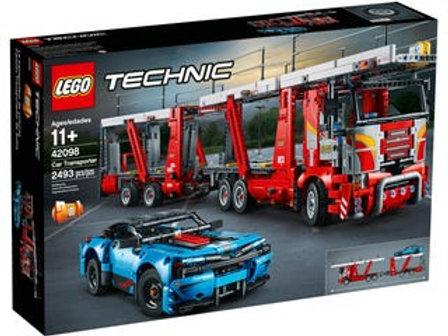 LEGO  Technic - Le transporteur de voitures