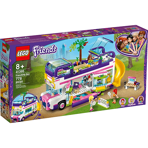 LEGO Friends - Le bus de l'amitié