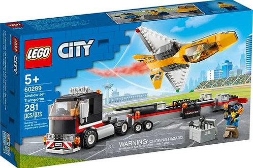 LEGO City -Le transport d'avion de voltige