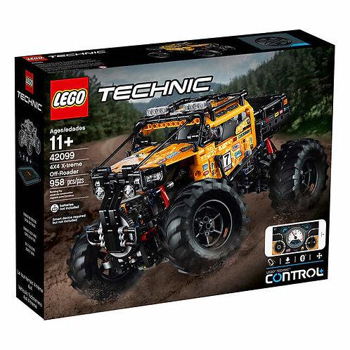 LEGO Technic - Le tout-terrain X-trême 4x4
