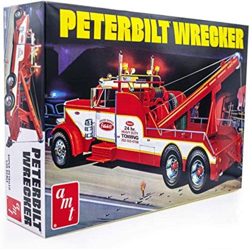 AMT - 1/25 Peterbilt wrecker