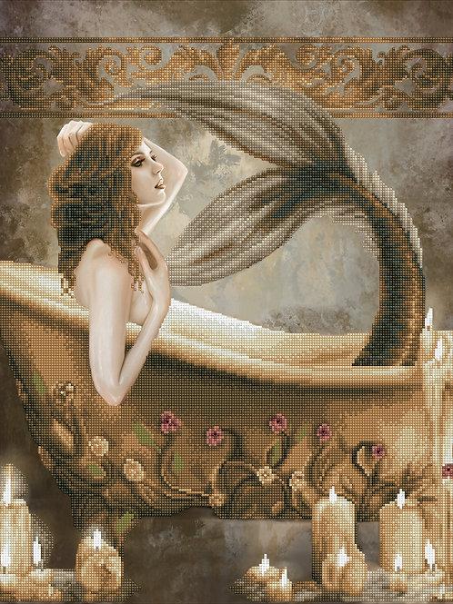 Diamond Dotz - Bath Time Mermaid