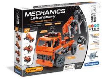 Clementoni - Mon atelier mécanique - Camion de transport