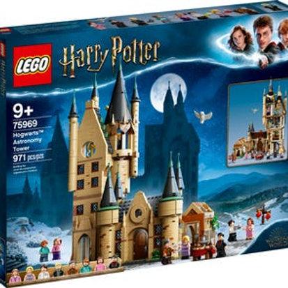 LEGO Harry Potter - Tour d'astronomie de Poudlard