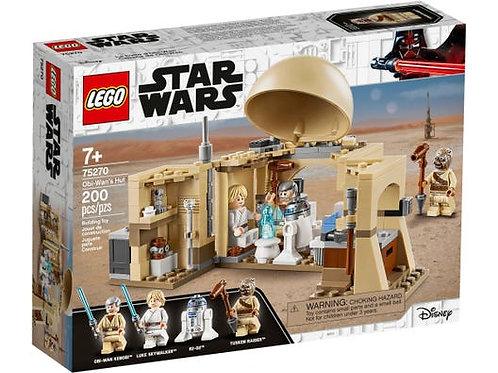 LEGO Star Wars - La hutte d'Obi-Wan