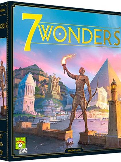 7 Wonders (Nouvelle édition)