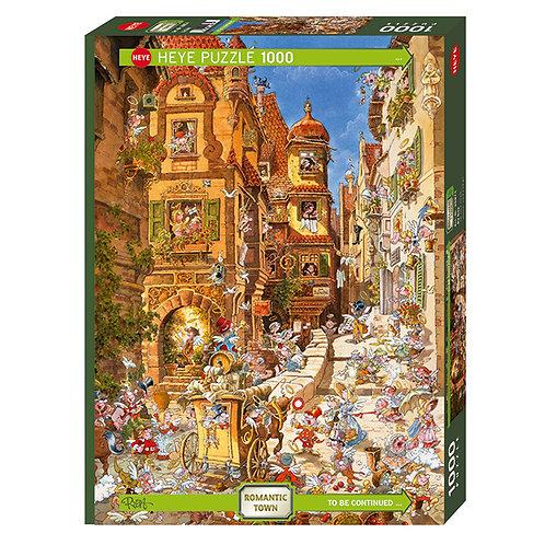 Heye - By day, romantic town 1000 pcs