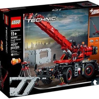 LEGO Technic - La grue tout-terrain