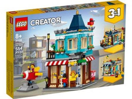 LEGO  Creator - Le magasin de jouets du centre-ville