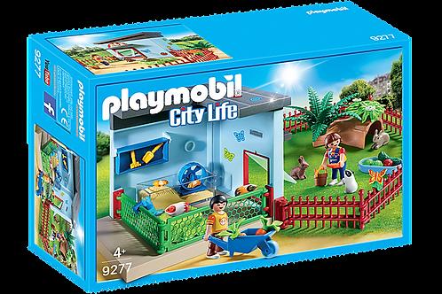Playmobil - La Pension des animaux