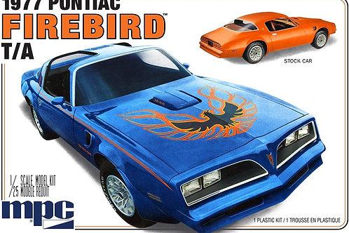 MPC - 1/25 '77 Firebird