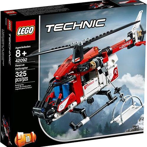 LEGO Technic - L'Hélicoptère de sauvetage