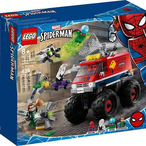 LEGO Super Heroes - Camion SpiderMan vs Mysterio