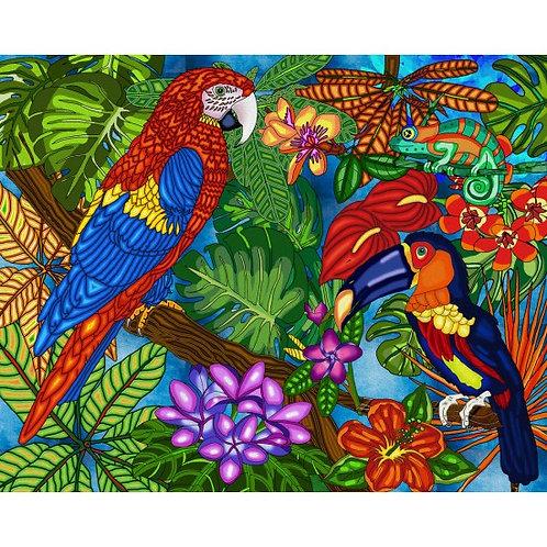 Jacarou -Tropical