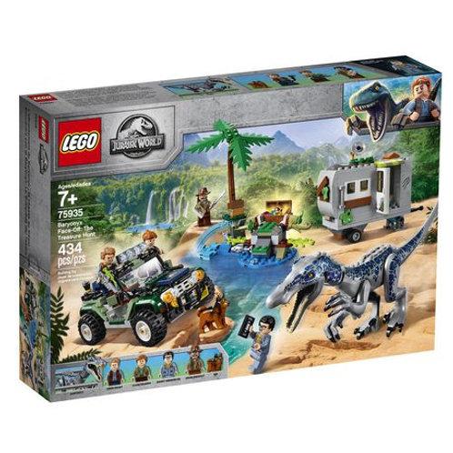 LEGO Jurassic World - L'affrontement du Baryonyx