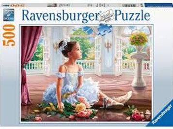 Ravensburger - Puzzle 500pcs