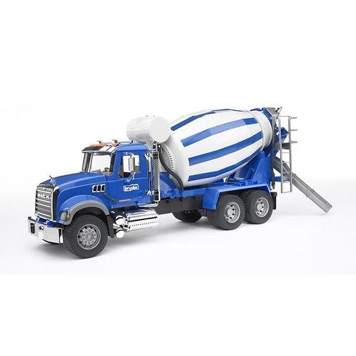 Bruder - Camion de ciment Mack