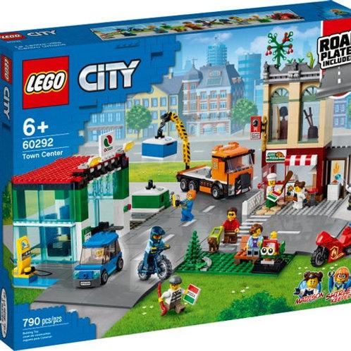LEGO City - Le centre-ville