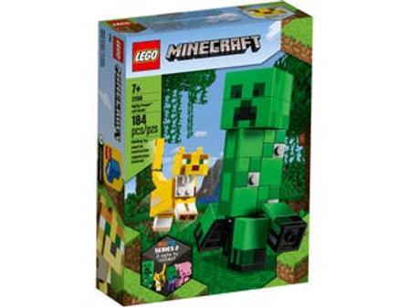 LEGO Minecraft - Grande figurine Creeper & Ocelot