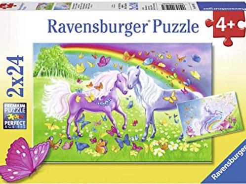 Ravensburger - 2x24pcs