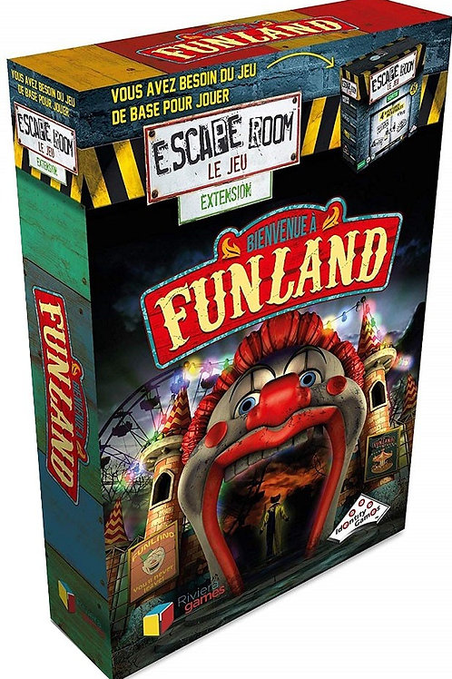 Escape Room: Funland (EXTENSION)