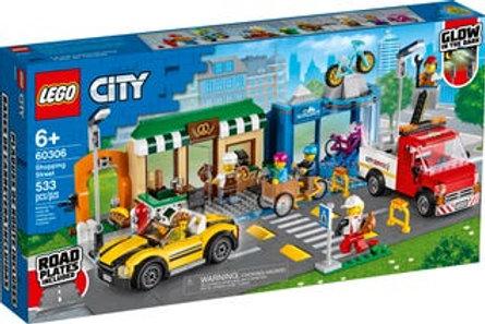 LEGO - La rue commerçante